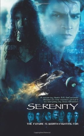 Serenity by Keith R.A. DeCandido