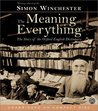 The Meaning of Everything CD: The Story of the Oxford English Dictionary