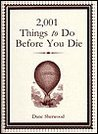 2001 Things to Do before You Die