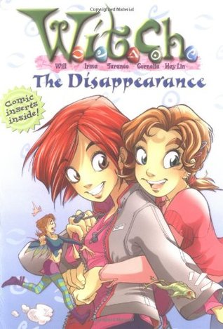 The Disappearance by Elizabeth Lenhard
