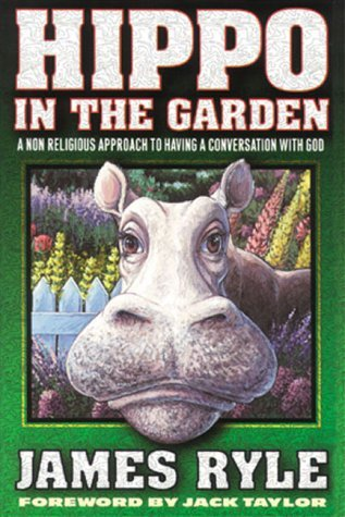 HIPPO IN THE GARDEN