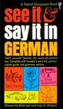 See It and Say It in German