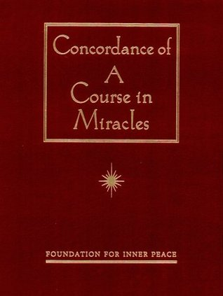 Concordance of A Course in Miracles