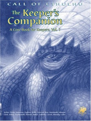 The Keeper's Companion Vol. 1 by Keith Herber