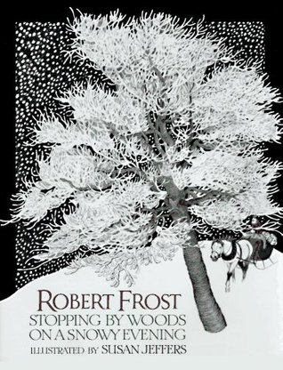 review robert frost s stopping by woods Home stopping by woods on a summary/reviews cite robert frost (1874-1963) is one robert frost's stopping by woods on a snowy evening with susan.