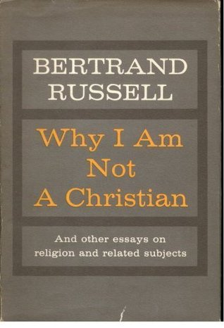 other essays on religion and related subjects Get this from a library why i am not a christian : and other essays on religion and related subjects [bertrand russell rouben mamoulian collection (library of congress)] -- i am as firmly convinced that religions do harm as i am that they are untrue--preface.