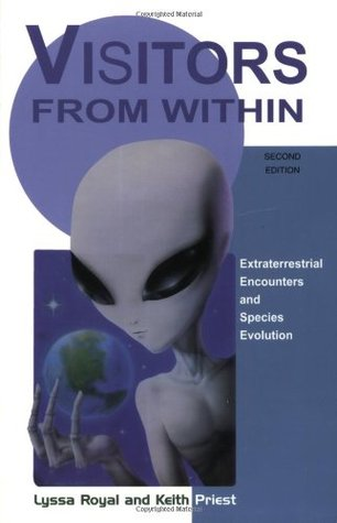 Visitors from Within Extraterrestrial Encounters and Species Evolution