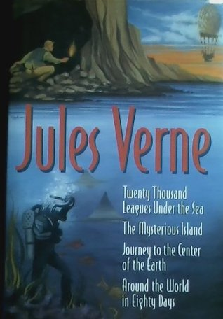 Twenty Thousand Leagues Under the Sea / The Mysterious Island... by Jules Verne