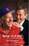 """Tony and Me: A Story of Friendship, with DVD of """"The Odd Couple"""" out-takes, 1971-75"""