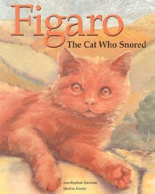 Figaro, the Cat Who Snored