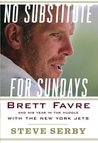 No Substitute for Sundays by Steve Serby