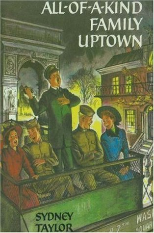 All-of-a-Kind Family Uptown by Sydney Taylor