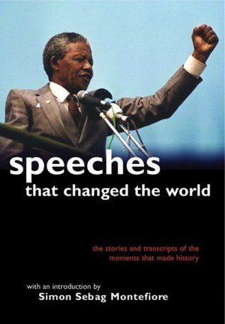 written speeches that changed the world Our top 50 books list covers the most influential and best books ever written  these are top 50 books that changed the world .