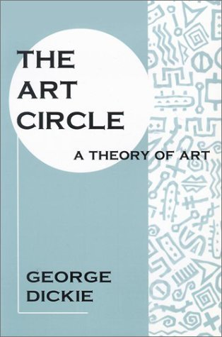 The Art Circle by George Dickie