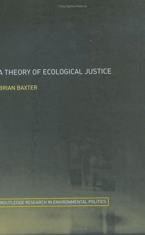 Theory of Ecological Justice