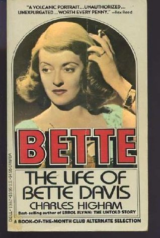 Bette by Charles Higham