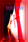 Simply Crimson by Sai Marie Johnson