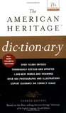 The American Heritage Dictionary