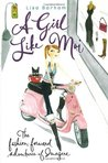 A Girl Like Moi (The Fashion-Forward Adventures of Imogene, #1)