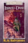 Legacy of the Drow Collector's Edition (Legacy of the Drow, #1-4; Legend of Drizzt, #7-10)