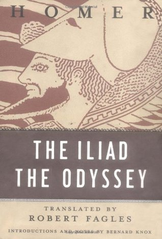 The Iliad/The Odyssey by Homer
