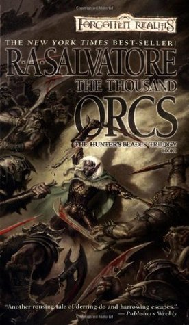 The Thousand Orcs (Hunter's Blades #1)
