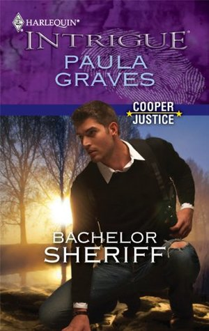 Bachelor Sheriff by Paula Graves