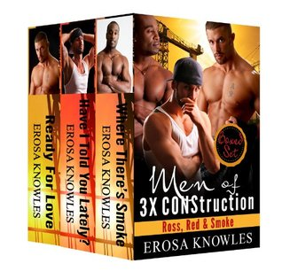 The Men of 3X CONStruction Bookset 1