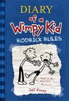 Diary of a Wimpy Kid: Rodrick Rules (Hardcover)