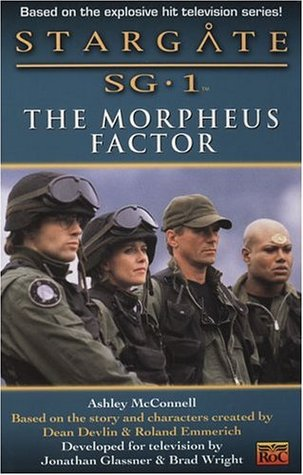 The Morpheus Factor by Ashley McConnell