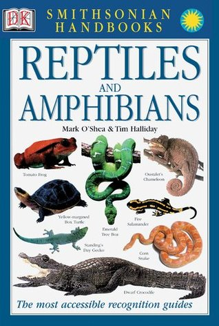 Reptiles and Amphibians (Smithsonian Handbooks)