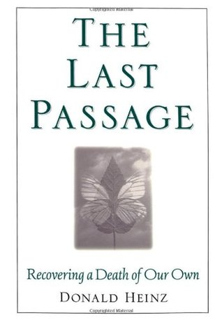 The Last Passage: Recovering a Death of Your Own