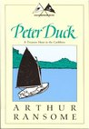 Peter Duck: A Treasure Hunt in the Caribbees (Swallows and Amazons, #3)