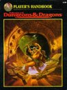 Player's Handbook (Advanced Dungeons & Dragons 2nd Edition revised, Stock #2159)