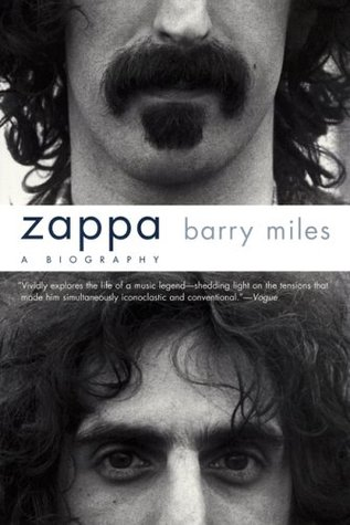 Zappa by Barry  Miles