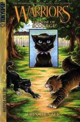 The Rise of Scourge by Erin Hunter