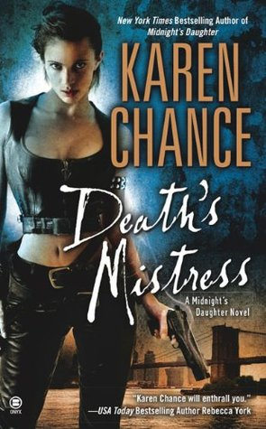 Death's Mistress by Karen Chance