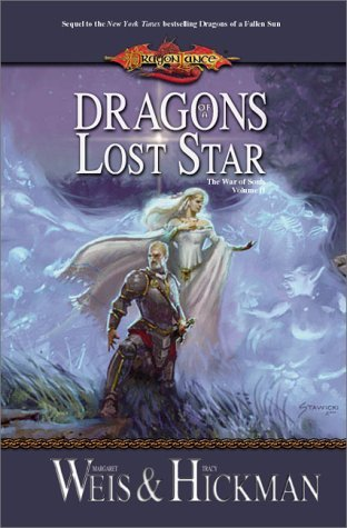 Dragons of a Lost Star (Dragonlance: The War of Souls #2)