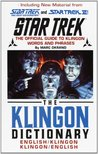 The Klingon Dictionary