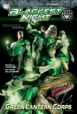 Green Lantern Corps, Volume 6 by Peter J. Tomasi