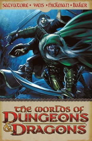 The Worlds of Dungeons & Dragons, Volume 1 by R.A. Salvatore