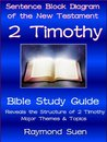 2 Timothy - Sentence Block Diagram Method of the New Testament Holy Bible - Structure & Themes (Bible Study Guide)