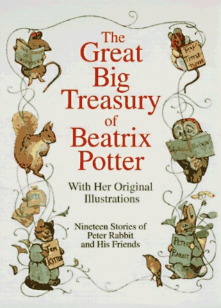Great Big Treasury of Beatrix Potter by Beatrix Potter