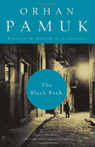 The Black Book by Orhan Pamuk