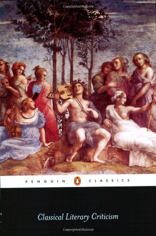 Classical Literary Criticism by Penelope Murray