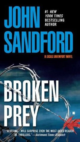 Broken Prey by John Sandford
