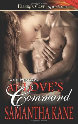At Love's Command by Samantha Kane