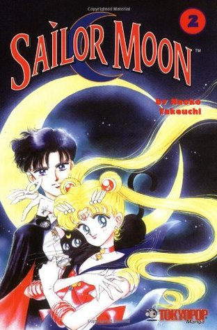 Sailor Moon, #2 by Naoko Takeuchi
