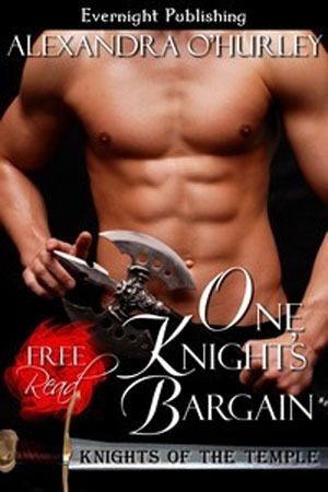 One Knight's Bargain (Knights of the Temple #3)