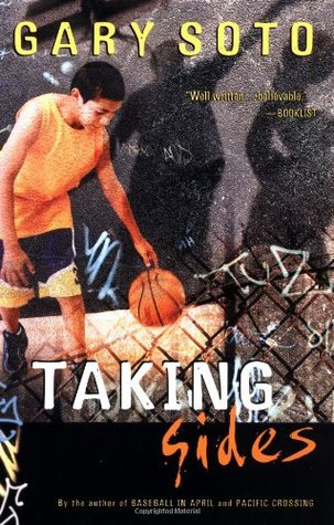 Taking Sides by Gary Soto — Reviews, Discussion, Bookclubs, Lists